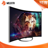 best selling 65 inch 4k uhd tv curved high quality