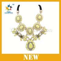 China Supplier ivory beads necklace, long necklace 2015, free wooden cross necklace