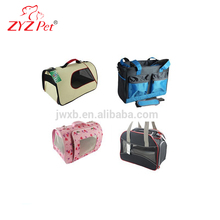 Wholesale air conditioned pet carrier bag dog