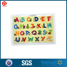 A To Z Alphabet Learning PP Plastic Placemat for Kids