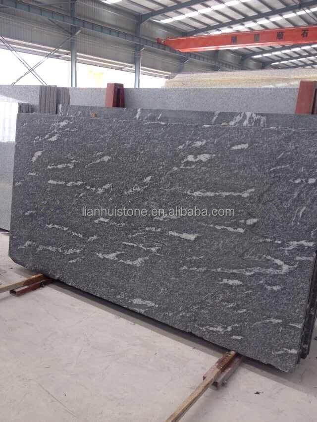 (quarry + factory)China sliver snow grey granite