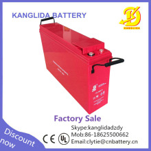 12v 180ah rechargeable front terminal sealed lead acid battery