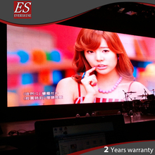 full color video wall indoor large advertising board p4 led electronic display screens