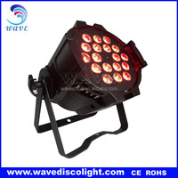 WLP-01-1B led club rohs ce 18x18watt wedding dj vivo lighting