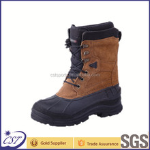 New arrival waterproof cheap warm snow boots