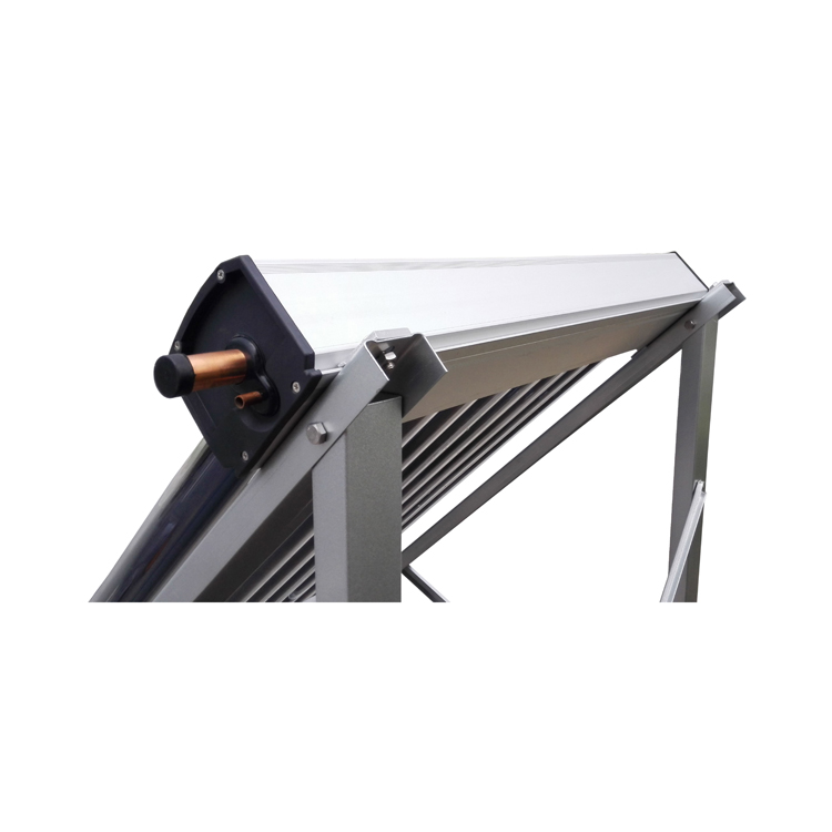 Factory wholesale 10/20tube solar heat pipe collector system