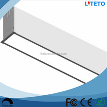 Recessed Ceiling 40w 1.2m 4FT 4000K Stripped Cover Led Linear Light