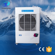 Axial electrical stand cooling ventilating mist fan