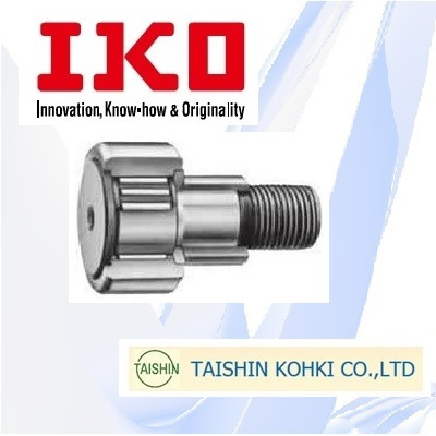 Durable motorcycle wheel bearing standard type cam follower made in Japan