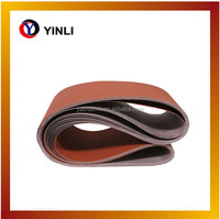 Coated Abrasive Sanding Belts for kinds of ferrous metal