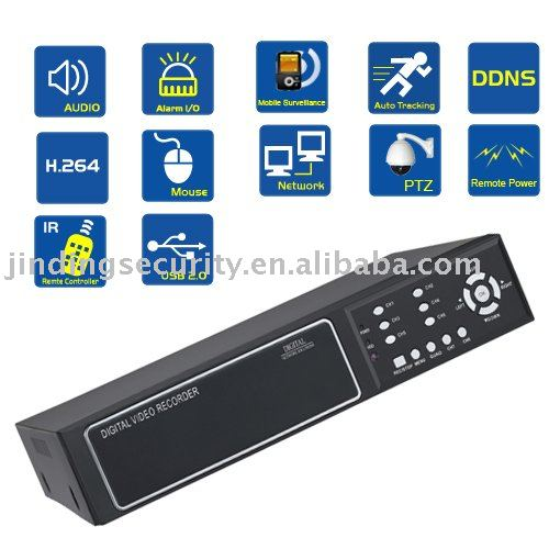 3G Mobile Surveillance 8CH Stand Alone DVR