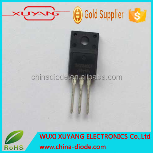 TO-92 Plastic-Encapsulate Transistors SS8050