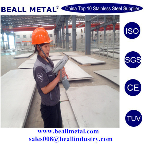 BAOSTEEL prime en10088 1.4306 stainless steel sheet in stock