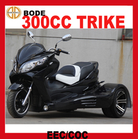 EEC 300cc Trike Scooter with Reverse Gear