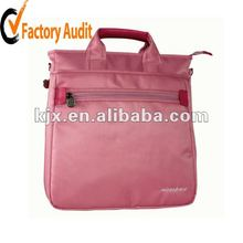 420D Twill Foam Fashionable laptop Bag