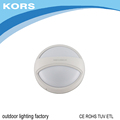ce rohs 100-240v led round size aluminum die cast outdoor light fixture mounting bracket