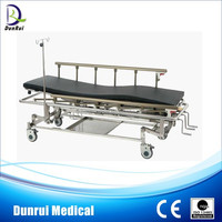 DR-201A CE Approved Three Functions Ambulance Stretcher Sizes