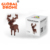 Animal series plastic block toy DIY toy with ECO-friendly material best gift for children