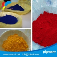 On sale best price pigment powder for auto paint textile pigment ink