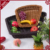 Kitchen vegetable fruit storage basket plastic wicker weave unique basket shapes