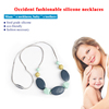 DIY Teether Silicone Teether Bead Necklace Good Price