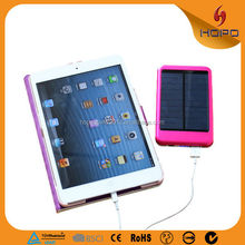 5000mah Solar Mobile Phone Charger Cell Phone Rohs Mobile Solar Charger