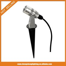 OLH-1368 3W Top Selling Aluminum lawn light Dia 51.6*228mm