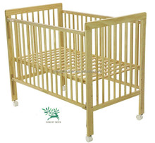 Brand New Cheap Solid Pine Wood Baby Cots Sets