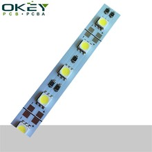 Professional UL 94V0 PCB board led light board 12v aluminum pcb manufacturer