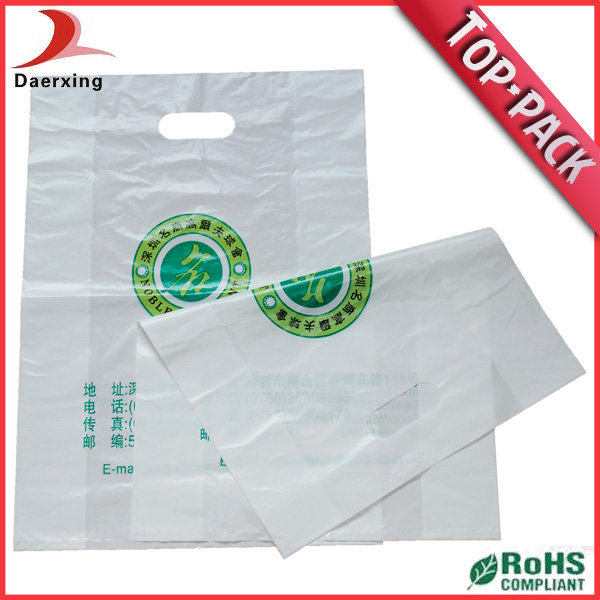 Good quality plastic bags for books