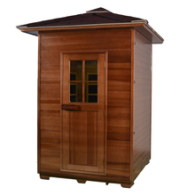 Outdoor cheapest steam sauna room sale with CE