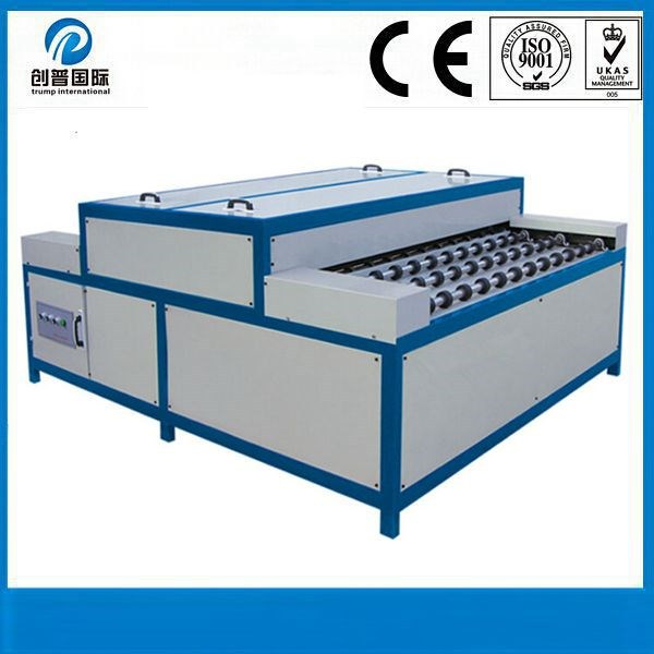 raw insulating glass sheet wash machine