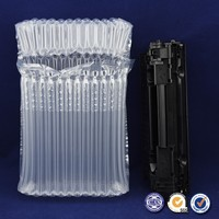 Inflatable Air column bags travel bags for toner cartridge cushion protection packaging