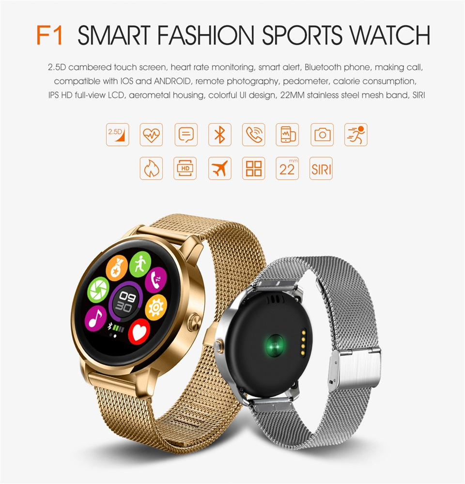 2017 newest bluetooth andriod smart watch for wholesales