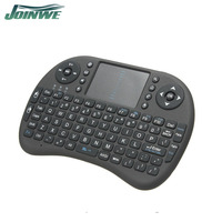 2016 New Rii I8 2.4g Mini Wireless Keyboard And Mouse For Smart Tv