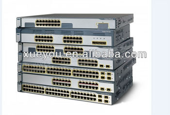 Cisco Catalyst 3750-X Series Switches WS-C3750X-12S-S on sale