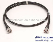 "Jumper cable 1/2"" superflex with 7/16 Male DIN Connector"