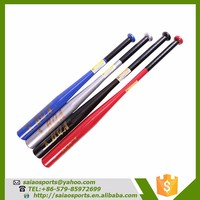 Customized different sizes baseball bat for high school