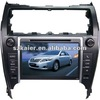 Toyota camry 2012 Middle east&Amerian car dvd navigation