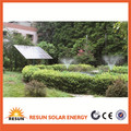 1-60 tons/h flow solar powered water well pump submersible deep solar pumb
