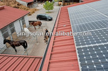 Complete On Grid 1KW Solar Air Conditioner Split System With Easy Installation