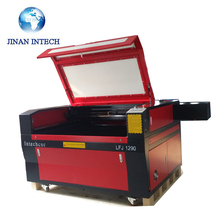 Door To Door Shipping LFJ1290 laser cutter engraver cutting engraving With Laser Red Dot