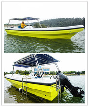 22' Fiberglass small speed boats for sale