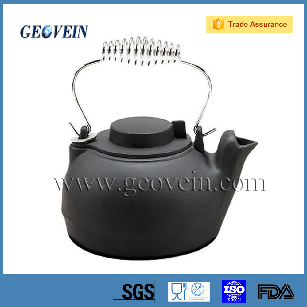 Japanese Traditional Kettle Nambu Tetsubin Cast Iron kettle