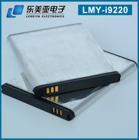 3200mah lithium polymer batteria for samsung 3200mah i9220 batteries with 3.7v