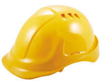 HDPE Safety Helmet with Ventilation
