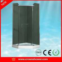 simple design cheap sector silding door shower room bathroom cabinet badkamer meubels