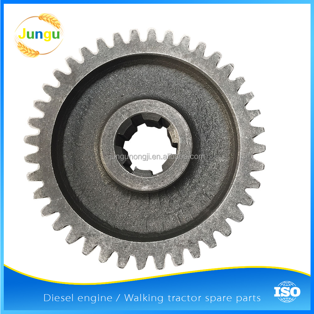Reduction gear for GN12 Walking tractor parts 1237143