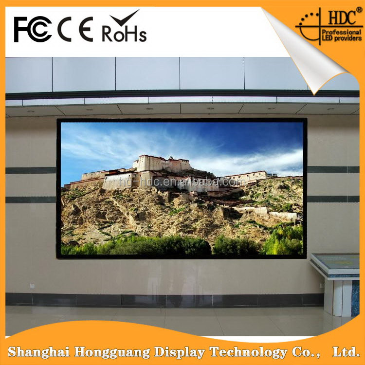 Special customized hot sale full color digital signage led display