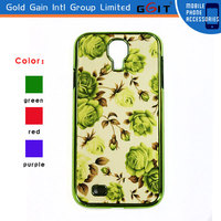 [GGIT] Best selling high quality plating case for samsung s4, I9500, I9505